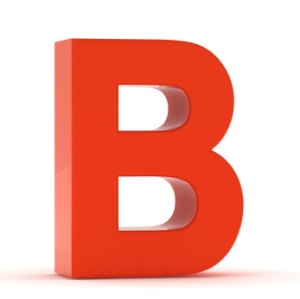 B-Letter-Grade